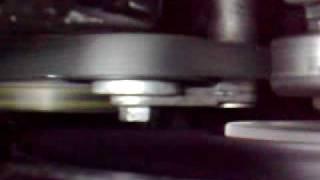 Passat Bruit anormal de courroie