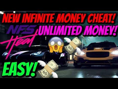 New Need For Speed Heat Infinite Money Cheat Unlimited Money