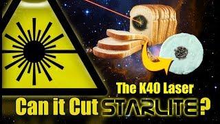 vuclip K40 Laser vs. Starlite Super Insulator / Testing what Recipe really works