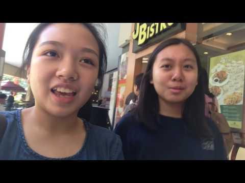 My very first vlog (UST,MOA) // Jillian Rubiano