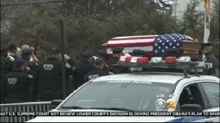 Funeral For Fallen Soldier