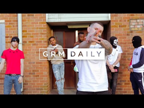 Vision - Pressure [Music Video] | GRM Daily