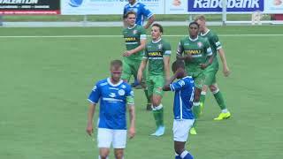 Samenvatting FC Den Bosch-FC Dordrecht (0-1)