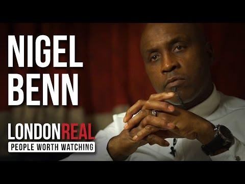 Nigel Benn - The Dark Destroyer - PART 1/2 | London Real