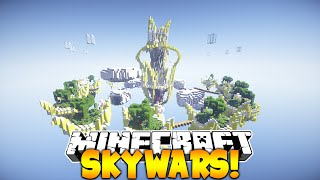 Minecraft BEST SKYWARS Plugin Tutorial