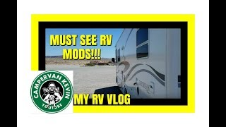 MUST SEE RV MODS!!!