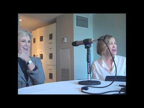 Jane Lynch & Catherine O'Hara discuss