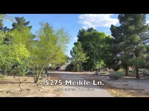 City Ranch Las Vegas For Sale - Land For Sale - 5275 Meikle