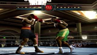 Fight Night 2004  4K 60fps Remaster PS4 Pro Gameplay