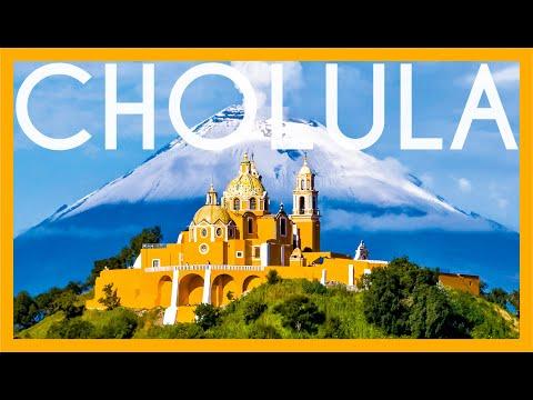 Pueblos Magicos CHOLULA PUEBLA