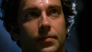 Chuck S03E01 HD | Sam Sparrow -- Black & Gold