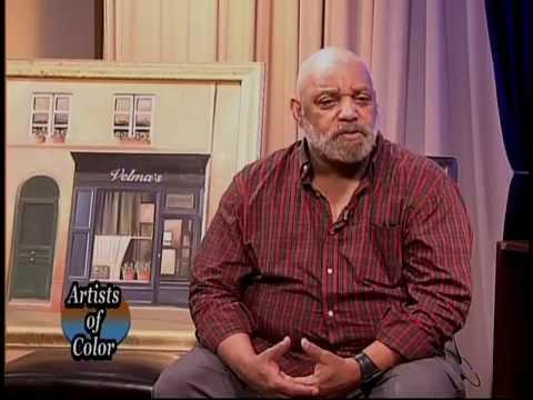 Artists of Color 8.21.15: Host; D. Elaine Hall-Corbin: Guest: Lawrence Pierce