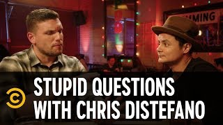 Arturo Castro Plays Would You Rather? - Stupid Questions with Chris Distefano