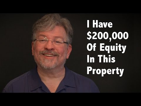 How Do I Structure This Deal - $200,000 Equity