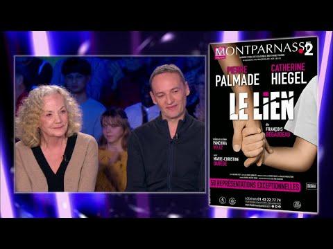 Catherine Hiegel & François Begaudeau - On nest pas couché 19 janvier 2019 ONPC