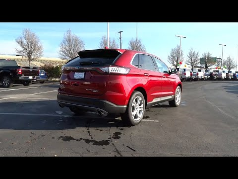 2017 Ford Edge Salt Lake City, Murray, South Jordan, West Valley City, West Jordan, UT 44750