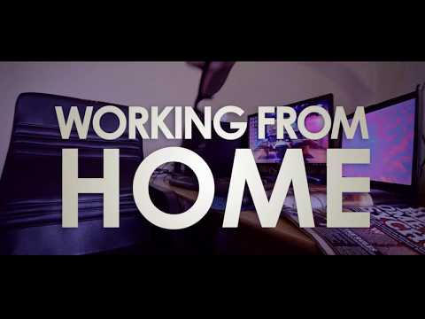 HOW IT IS WORKING FROM HOME | GraphicDesigner|VideoEditor