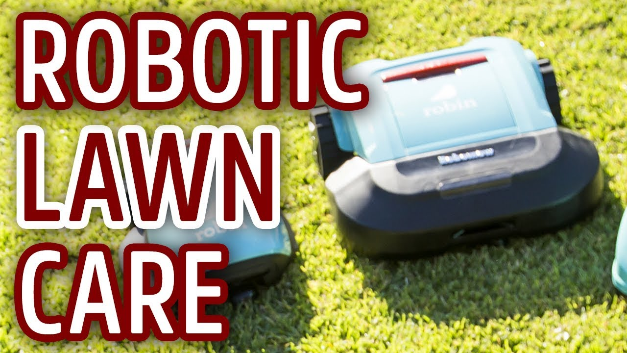 Robin Robotic Lawn Care Shark Tank After Show Youtube
