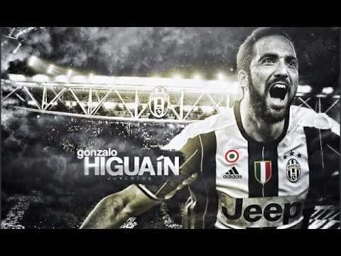 Gonzalo Higuain •Closer-The Chainsmokers• Juventus Mix
