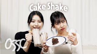 Koreans Try 'Cake Shake' For The First Time