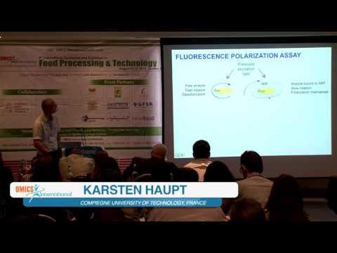 Karsten Haupt | France | Food Technology-2015 | Conferenceseries LLC