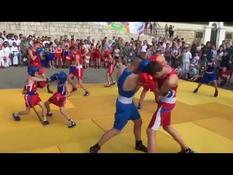Олимпийский день - бокс
