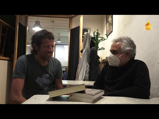 llibres lliures 3 Presentació a la Torna, Jordi Marti Font