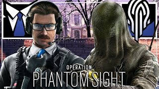 EARLY Warden And Nøkk Gameplay - Rainbow Six Siege Operation Phantom Sight