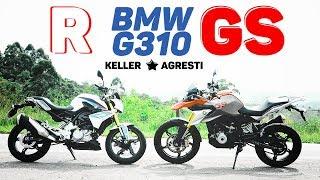 BMW 310 com Arnaldo Keller e Roberto Agresti