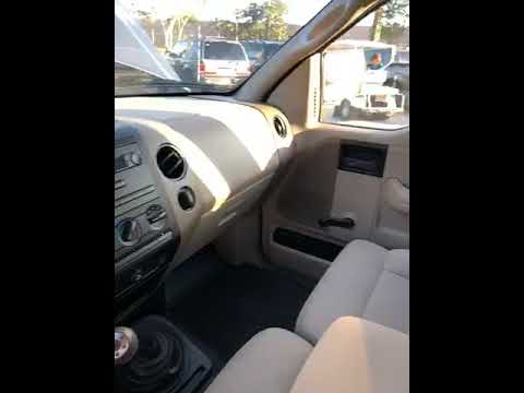 Charming 2005 Ford F 150 Used Car Port Charlotte, FL Approved Auto Outlet