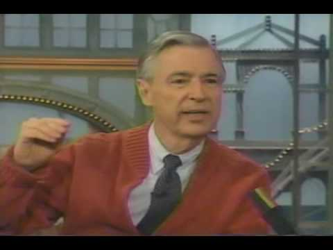 Mister Rogers On The Rosie O Donnell Show Youtube