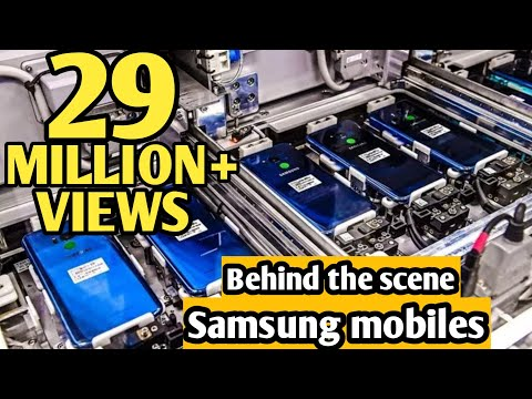 Samsung Galaxy -  Factory Tour 2019