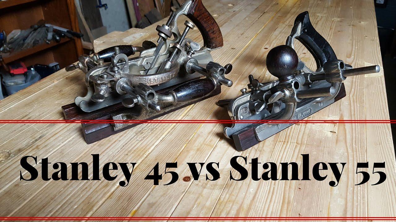 stanley 55 plane