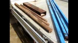 Cheap steel for a metal lathe - where to buy it