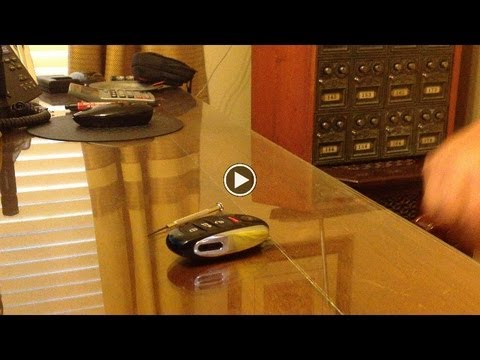 Key Fob Battery Replacement >> Touareg Key Battery Replacement 2010 2011 2012 2013 - YouTube