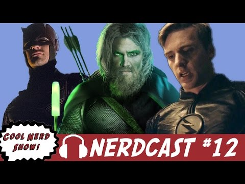 Cool Nerdcast #12: Will the Real Jay Garrick Please Stand Up