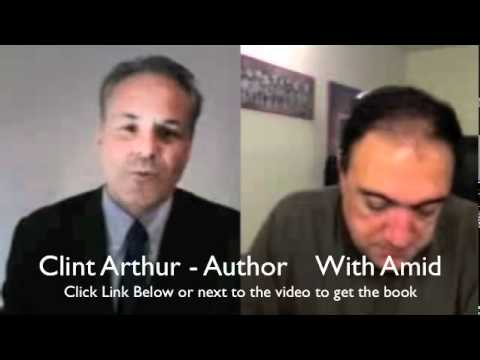 Clint Arthur author of What They Teach You At Wharton Business School