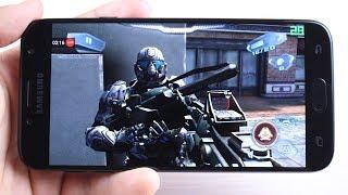 Samsung Galaxy J7 (2017) - БОЛЬШОЙ ТЕСТ ИГР С FPS! Games (FPS - во всех современных играх) + НАГРЕВ!