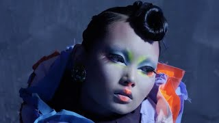 Working with Tim Walker: makeup and hair