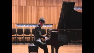 Liu Po Wei- Liszt Transcendental Études no.4 Mazeppa