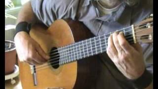 aus Miniaturen in C Dur, Opus 11 Nr.5 (Klassische Gitarre) von Bernardho Romo