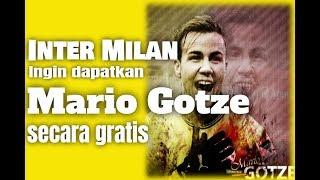 Inter Milan Incar Mario Gotze Secara Gratis