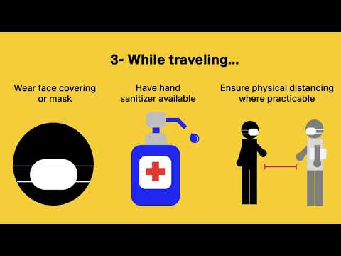 5 ways to travel safely