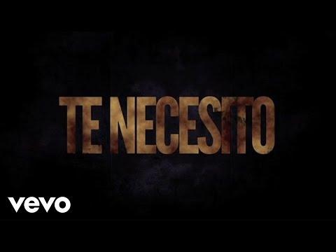 Cali Y Dandee - Te Necesito (Déjà Vu) (Lyric)