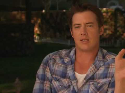 Hallmark Channel - The Wishing Well - Jason London On Working with Ernest Borgnine