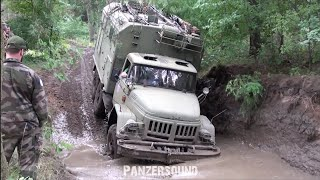 ZIL-131 / ЗИЛ-131 extreme misfire