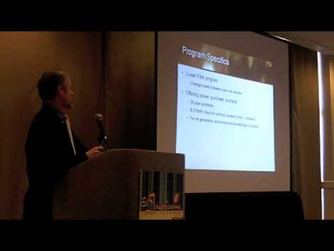 Solar San Antonio - Finance Forum - Cris Eugster/ Paul Barham, CPS Energy