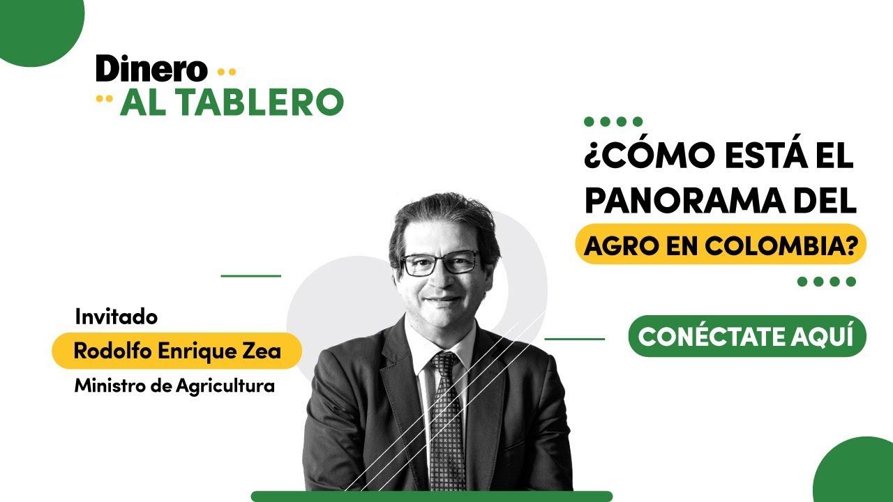🟢 ¿Cómo está el panorama del agro en Colombia?| Al Tablero