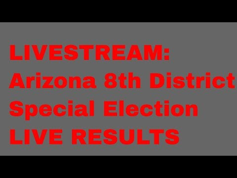 LIVE RESULTS OF THE ARIZONA 08 SPECIAL ELECTION | AZ-08 SPECIAL ELECTION RESULTS