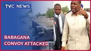 Analysis: Governor Babagana Convoy Attacked In Baga Town